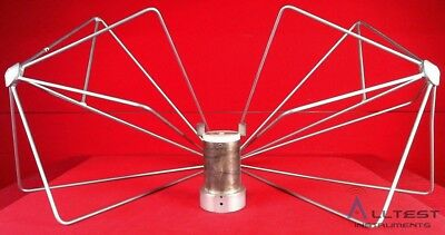 EMCO 3108 Biconical Antenna 30 to 300 MHz