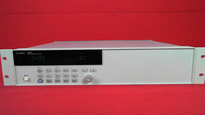 HP - Agilent - Keysight 3499A Switch/Controller Mainframe