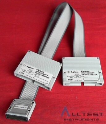 Agilent - Keysight E5385A 34-CH Single-ended samtec connector probe