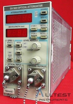 Tektronix OA5022 Optical Attenuator