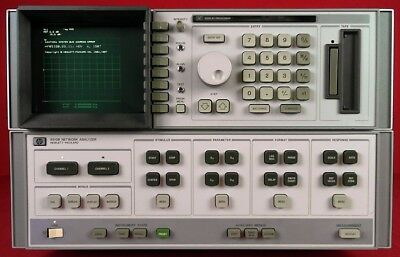 HP - Agilent - Keysight 8510B Vector Network Analyzer