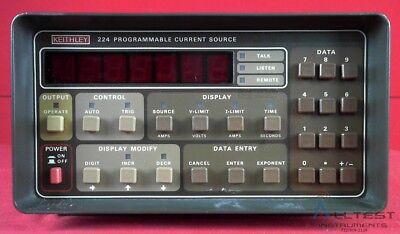 Keithley 224 Current Source