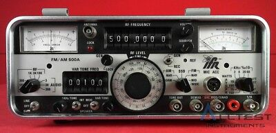 IFR/Marconi 500A Communications Service Monitor