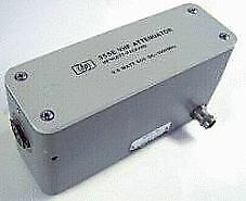 HP - Agilent - Keysight 355E VHF Attenuator