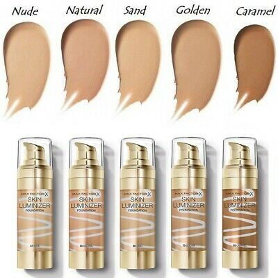 Max Factor Skin Luminizer Miracle Foundation * Choose * New