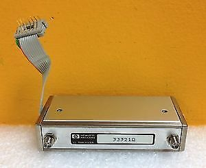 HP - Agilent - Keysight 33321Q Programmable Attenuator, DC to 8.0 GHz