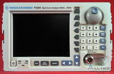 Rohde & Schwarz FS300  Spectrum Analyzer