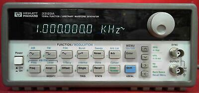 HP 33120A Function / Arbitrary Waveform Generator