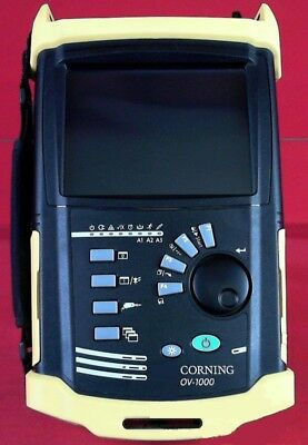 Corning OV-1000 (Corning) OTDR Fiber Optic Tester