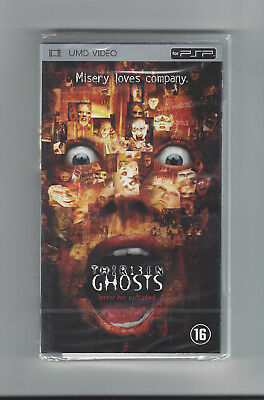 THIRTEEN GHOSTS - UMD video for PSP - NEW in seal