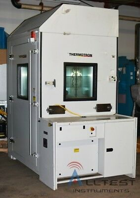 Thermotron AST-35 HALT/HASS Chamber (-100°C - 200°C) w/ RST-36 Vibration Table