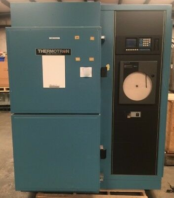 Thermotron ATS-100-V-LN2 Vertical Thermal Shock Chamber