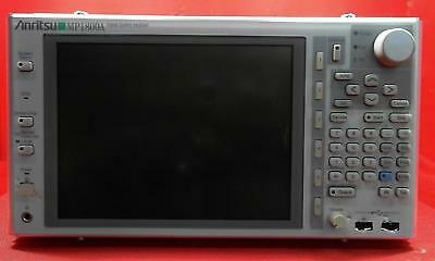 Anritsu MP1800A Signal Quality Analyzer, 100MB to 12.5 GB/s**Opts In Description