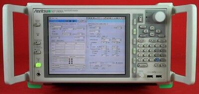 Anritsu MP1800A-1-2-15-20A-20B-40A-40B Signal Quality Analyzer