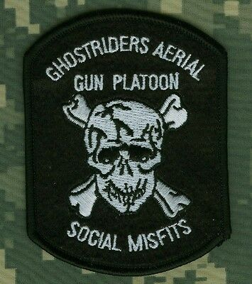 TALIZOMBIE WHACKER JSOC SPECIAL FORCES GROUP SFG DETACHMENT TEAM: Ghostriders