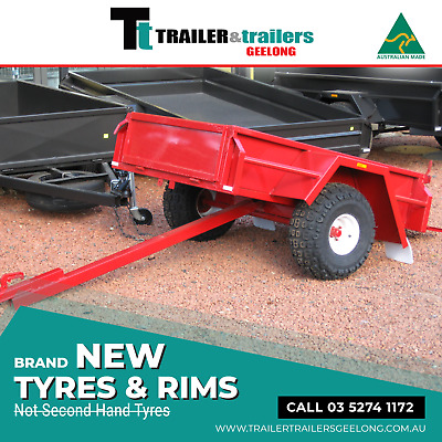 """5x3 ATV TRAILER HEAVY DUTY 