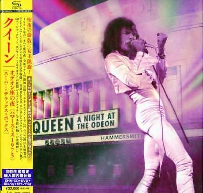 QUEEN-A NIGHT AT THE ODEON -...1975-JAPAN SHM-CD+DVD+BLU-RAY+LP+BOOK Ltd/Ed BE75