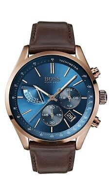 b5260e3c56ea1 Boss Grand Prix Men s Watch 1513604 Analogue Multifunctional