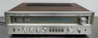 vintage hifi - Fisher RS 1052 Stereo Receiver FM-AM Amplifier Tuner 1977