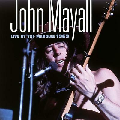 JOHN MAYALL  Live at the Marquee 1969 (Limited CD Edt.) CD  NEU & OVP 09.11.2018