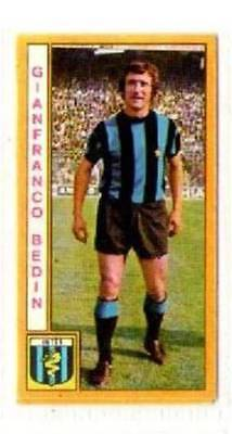 Calciatori Panini 1969-70 Gianfranco Bedin Inter