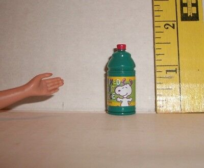FASHION DOLL MINIATURE RE-MENT 1//6 SCALE SNOOPY CAN OF CLAM CHOWDER FOOD