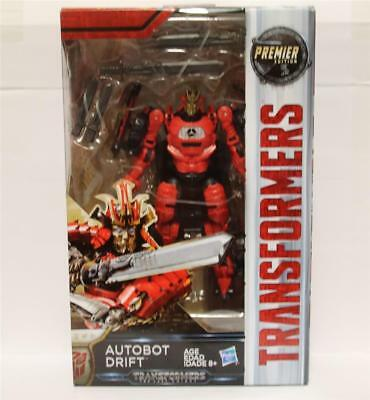 Transformers The Last Knight Premier Deluxe Edition Autobot Drift