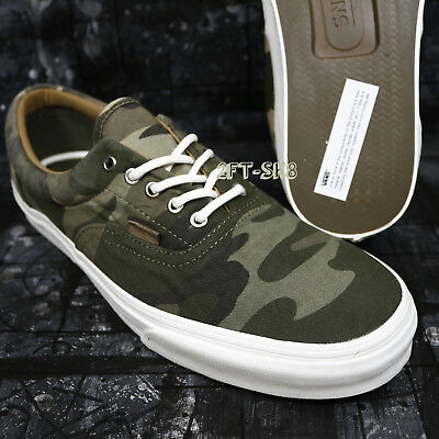 d1422bcc75fe18 New Vans Era Ca Ombre Dyed Camo Olive Night Men s Size 11 Skate Shoes  S8A124.