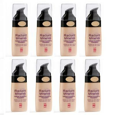 5 x me me me foundations Liquid Cream Creme wholesale clearance makeup cosmetics