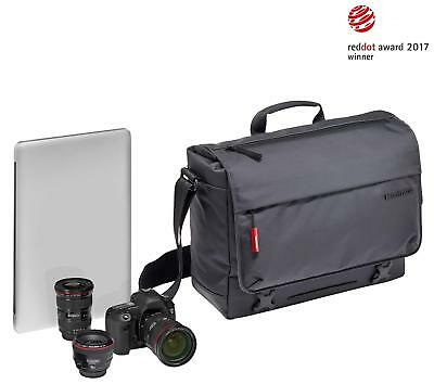 Manfrotto messenger bag Manhattan collection 8.3L speedy 10 12 in<Japan import>