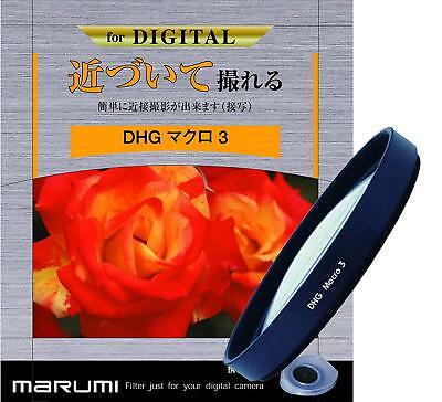 Filter for MARUMI camera DHG macro 377mm close-up filter 64132<Japan import>