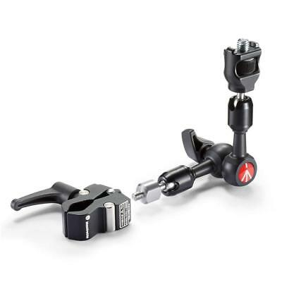 Manfrotto friction arm 15cm length anti-rotation Nano clamp with <Japan import>