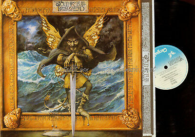 LP--  Jethro Tull – The Broadsword And The Beast  ( OIS // 204603 DE