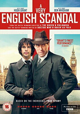 A Very English Scandal [2018] [New DVD]