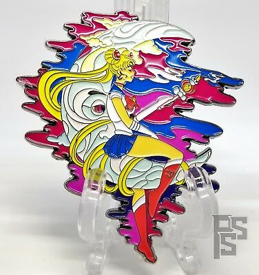 Sailor Moon Pin (Anime-Lapel Pin-Hat Pin-New)