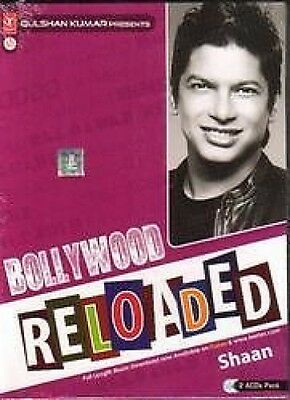 Bollywood Reloaded Shaan 2Cdset  - Bollywood Soundtrack  Freeukpost