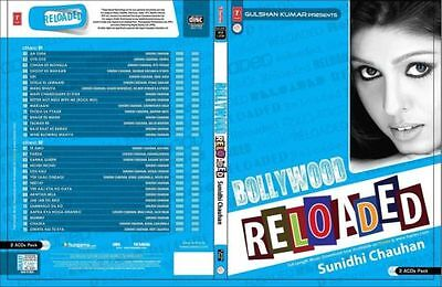 Bollywood Reloaded Sunidhi Chauhan 2Cdset - Bollywood Soundtrack - Free Uk Post