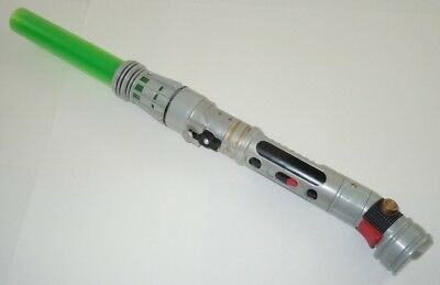 Count Dooku Disney Parks Build Your Own Lightsaber Star Wars Electronic Green