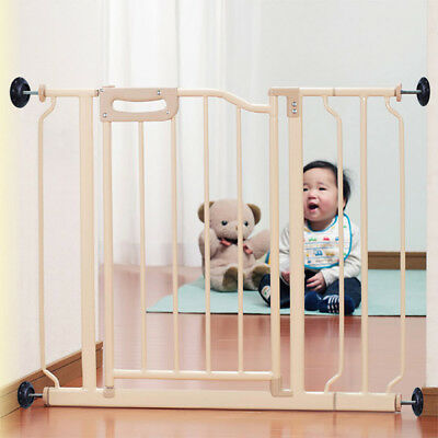 Safety Gate Wall Protector for Stairs Kids Wall Guard for Pressure Gates 4 Pack