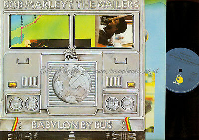DLP--Bob Marley & The Wailers ‎– Babylon By Bus // OIS // + BEILAGE