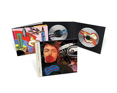 PAUL McCARTNEY & WINGS 'RED ROSE SPEEDWAY' 2 CD Deluxe Edition (2018)