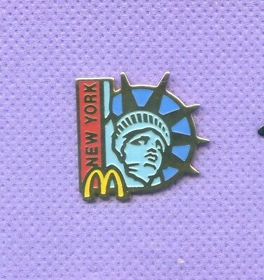 Pins  Mcdonald's New York Usa Statue Of Liberty    Da205