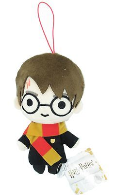 HARRY POTTER Peluche 16cm CON LACCETTO Originale Warner Bros Dangler Sciarpa
