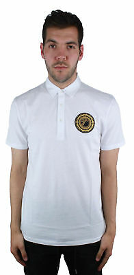 Versace Collection V800753S VJ00180 V1001 Polo Shirt