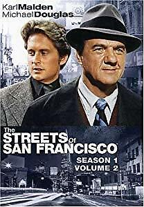 The Streets of San Francisco - Season 1, Vol. 2 New DVD! Ships Fast!