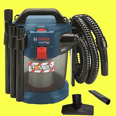 Bosch Battery Wet Dry Vacuum Gas 18v-10 L Solo Vacuum Cleaner