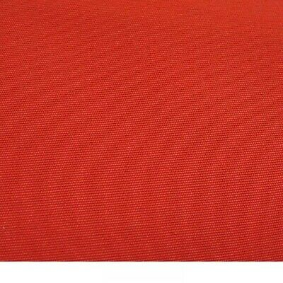 Sunbrella Boat Fabric 6003 | Jockey Red 60 Inch Wide (Yd)