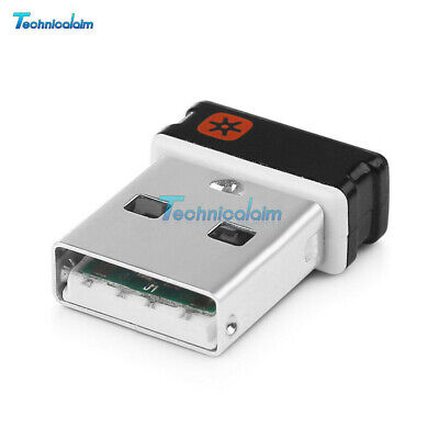 Unifying Receiver 1 to 6 Devices For Logitech USB Wireless Keyboard Mouse Dongle