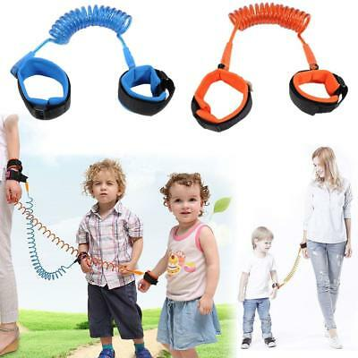 Kids Safety Anti Lost Wrist Toddler Baby Link Strap Harness Leash Hand Belt Rope