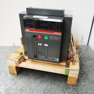 ABB SACE E3S 20 Insulated Case Breaker SACE E3 -unused-